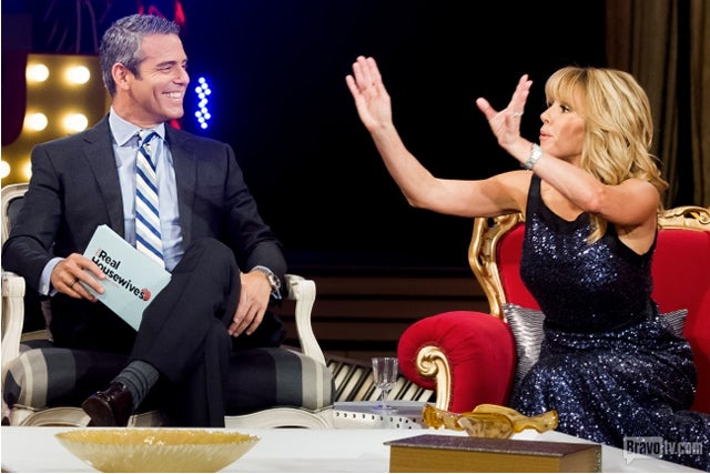 Watch the Real Housewives of New York Blow Even Andy Cohen's Mind