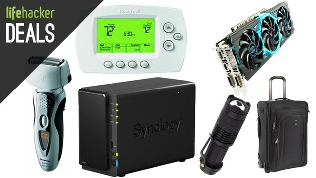 Wi-Fi Thermostat, Radeon R9 290 Graphics, Synology NAS and Hard Drives