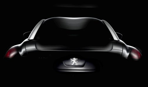 2010 Peugeot RCZ: Celebrate Bastille Day With An Emotional TT