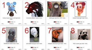 14 Crazy Looking Gas Masks