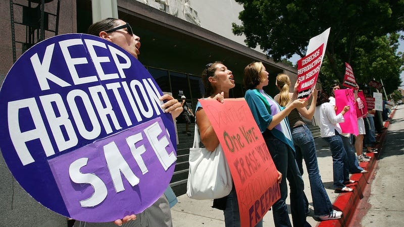 ​Health Insurance Companies in California Must Cover Abortions