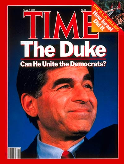 Mike Dukakis To Be Ted Kennedy's Caroline Kennedy?