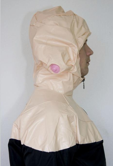 Blow-up Doll Hoodies Are, At Minimum, Waterproof