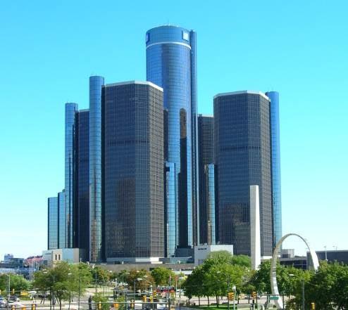 GM Buys Renaissance Center Headquarters for $626 Million