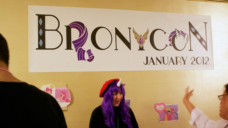 Here Are Some Adult My Little Pony Fanatics We Met at BronyCon