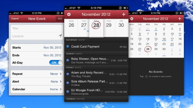 Fantastical for iPhone Is an Intuitive, Gesture-Based, Intelligent Calendar