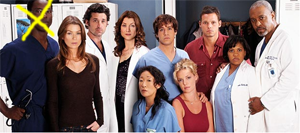 Dr. Burke Checks Out Of Seattle Grace; We Check In