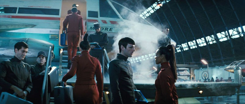 The Sexualization of Spock
