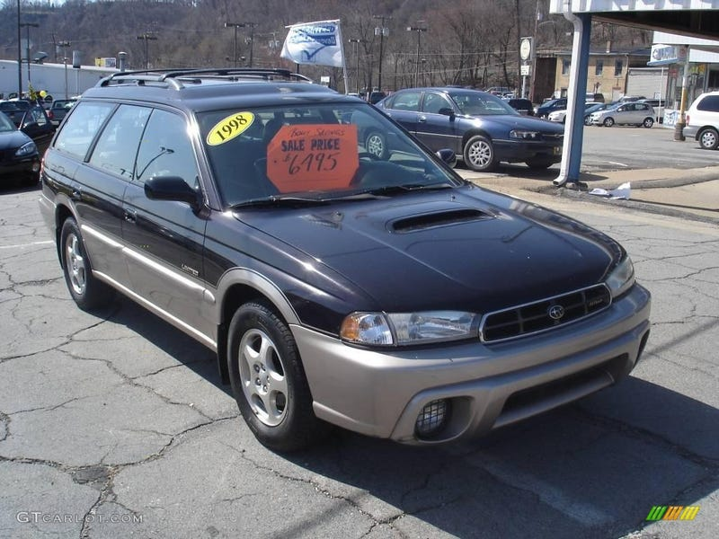 I'd Love to Put an EJ207 in an Outback