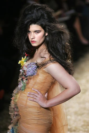 "Crystal Renn On Being A ""Plus-Size"" Model"