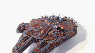 <i>Star Wars</i> + Steampunk + Lego might just be the Internet's purest form