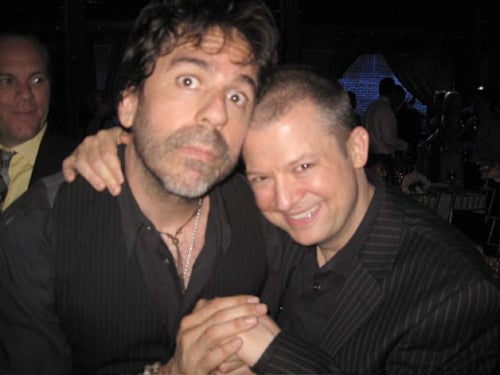Comedians Mourn Greg Giraldo On Twitter