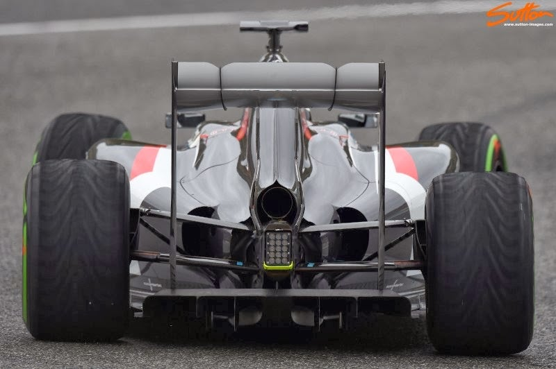 Technically Formula 1 - Jerez Testing Day 4