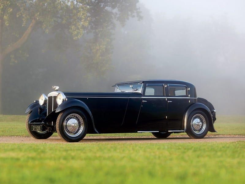 Daimler Double Six 40/50 Walter Sport Saloon