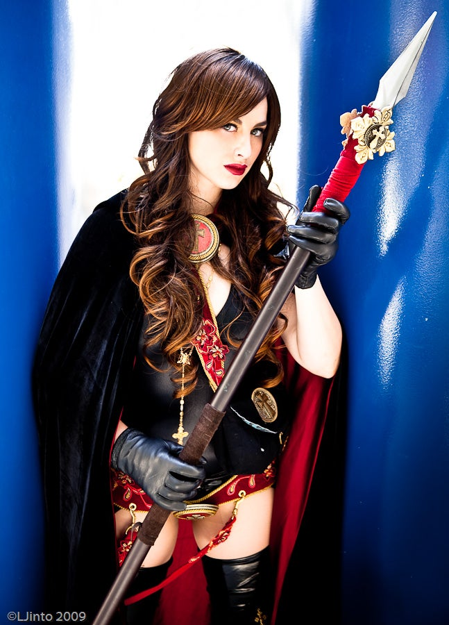 The Very Best In Cosplay: Meagan Marie