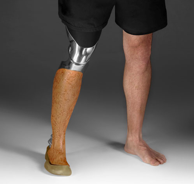 These Prosthetics Limbs Look Better Than Many Real Ones