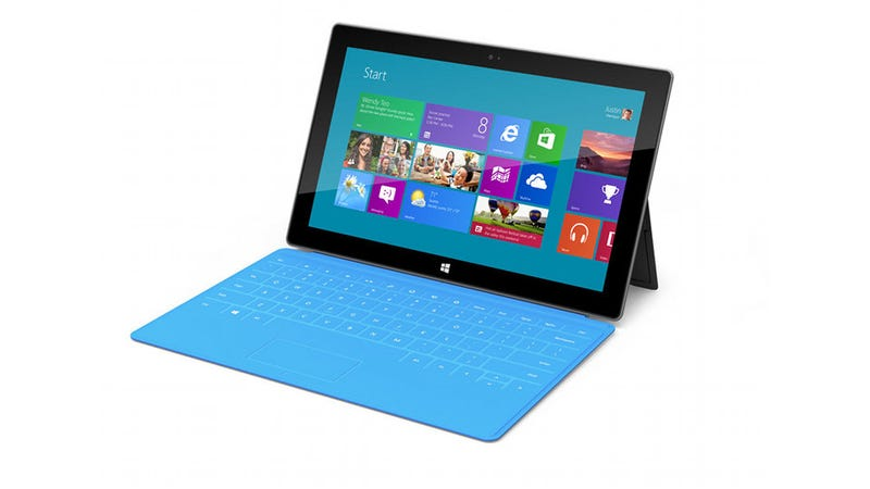 Bloomberg: Microsoft Surface Will Be Wi-Fi Only