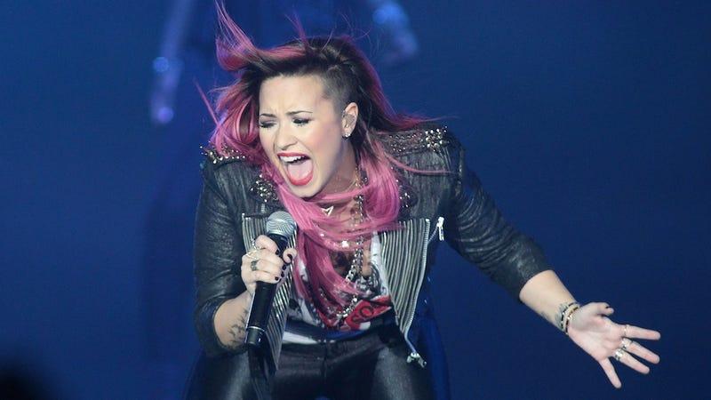 Demi Lovato Rails Against Lady Gaga for Glamorizing Eating Disorders