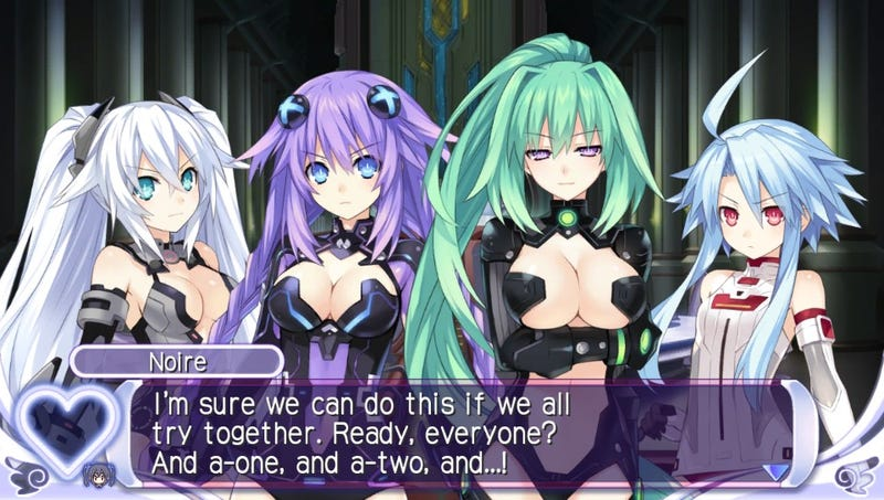 Hyperdimension Neptunia: Producing Perfection: The TAY Review