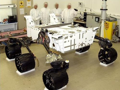 Curiosity: NASA's Epic New Mars Rover