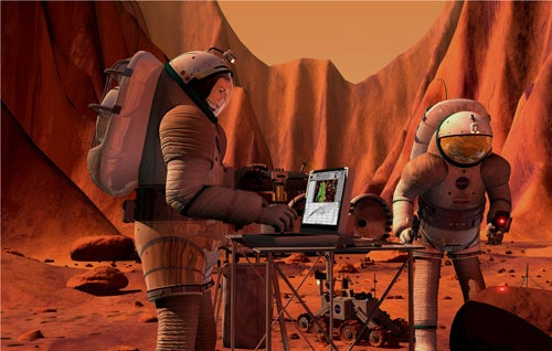 Obama's Plans For NASA: Mars By 2030, $6 Billion Budget Increase Today