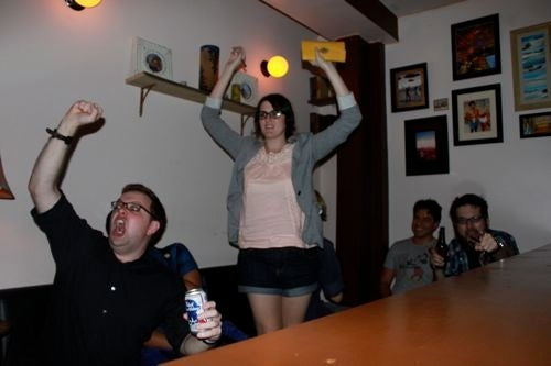 Photos from Last Night's Gawker.TV Television Trivia Night