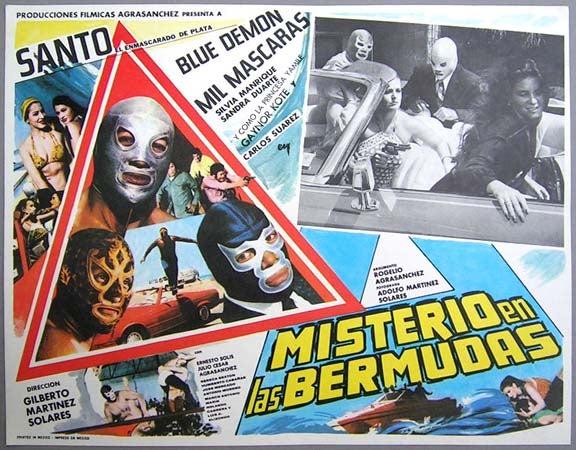 Santo, The Mexican Wrestler Who Fought Aliens, Nazis, And Vampires