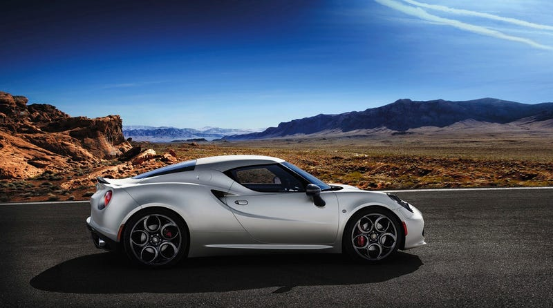 The Most Important Aspect of Alfa Romeo's New 4C