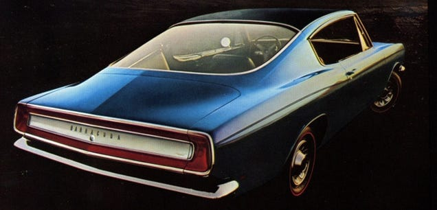 The Plymouth Barracuda Was The Best Pony Car Ever In The Late 60s