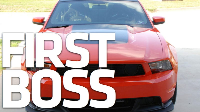 How I bought the first 2012 Boss 302 Mustang