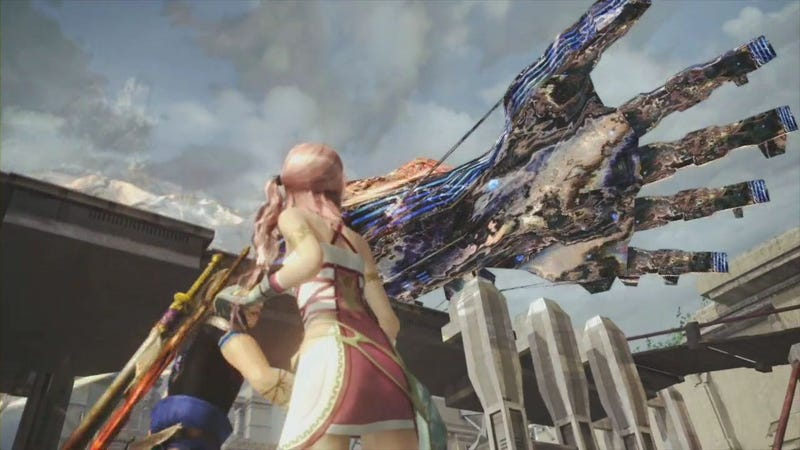 Who Knew the New Final Fantasy Trailer Was This Sexy?