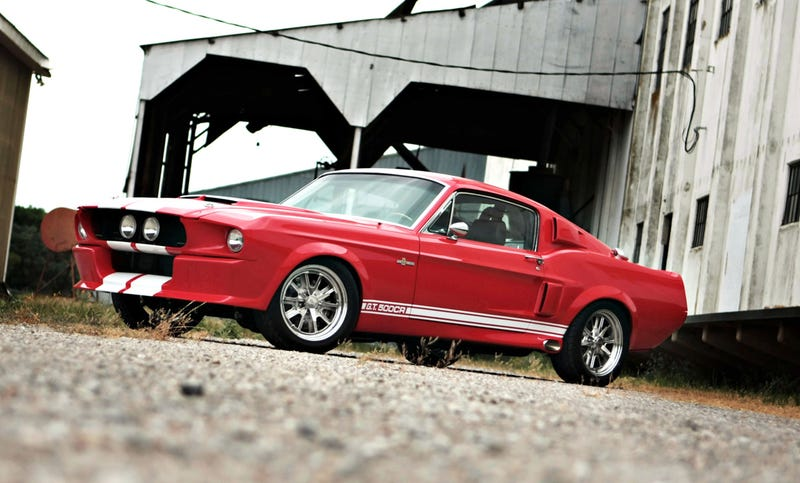 Classic Recreations 1967 Shelby GT500CR: First Drive