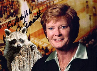 Lady Vols Coach Taken Out By Ninja Raccoon