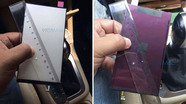 It's iPhone 6 Rumor Season: Here's an Alleged Shot of a 5.5-Inch Screen