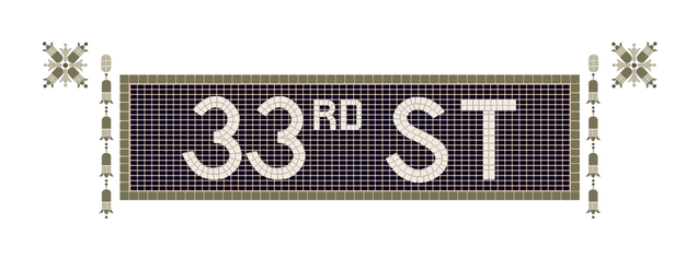 Take a Tour of NYC's Iconic Subway Mosaics