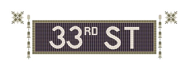 Take a Tour of NYC's Iconic Subway Mosaics