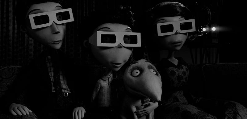 Tim Burton's Frankenweenie: All Spark, No Bite