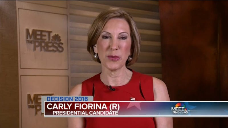 Carly Fiorina, Still Lying About Planned Parenthood Videos, Is Head of a Group that Donated to Abortion Charity