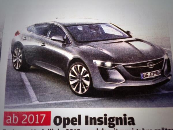 Is this the 2017 Buick Regal ?