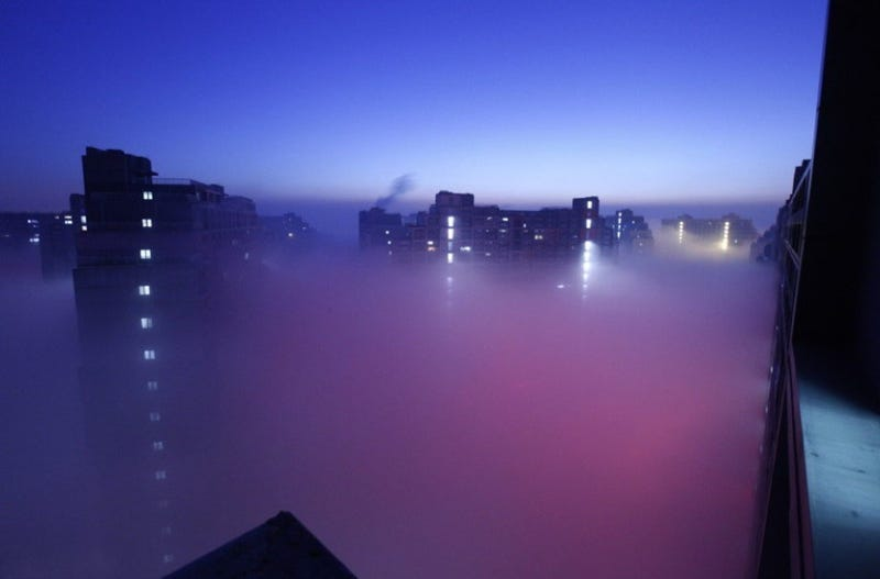 Call Lando, Beijing Is Cloud City