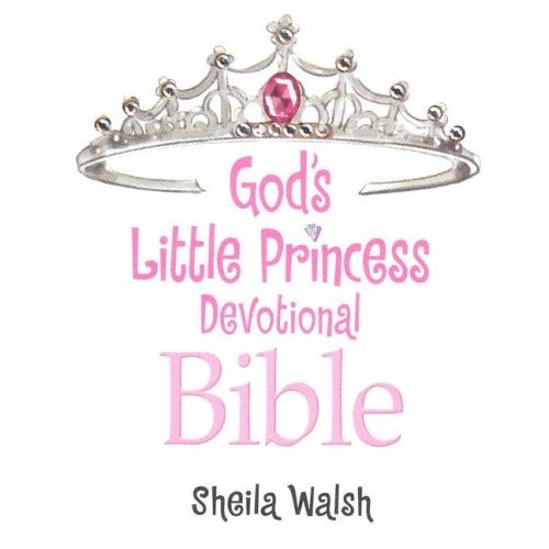 God's Little Princess Devotional Bible Teaches Girls Rigid Gender Roles