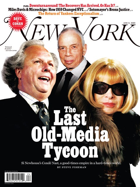New York Magazine Seeks Money-Losing Rich Kid