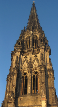 Challenge: Which Steeple Is the Oldest?