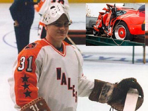 Pelle Lindbergh Died 25 Years Ago Today