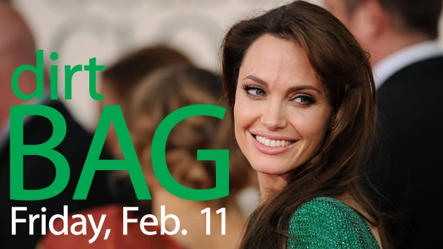 Angelina Denies A 7th Kid Is On The Way