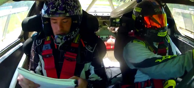 What It's Like To Race, Crash, And Fix A 300 Horsepower BMW Rally Car