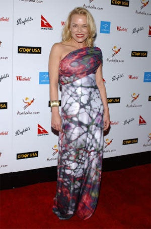 At Australia Week Celebration, Celeb Fashion Was In Full Bloom