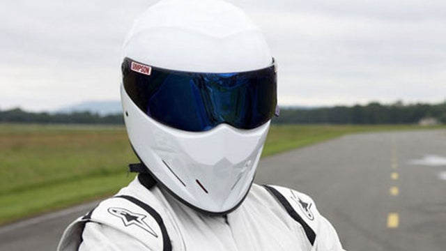 The Stig Is Terrified Of Self-Driving Cars