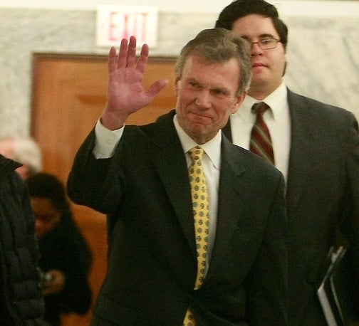 Tom Daschle, Driven Out of Town