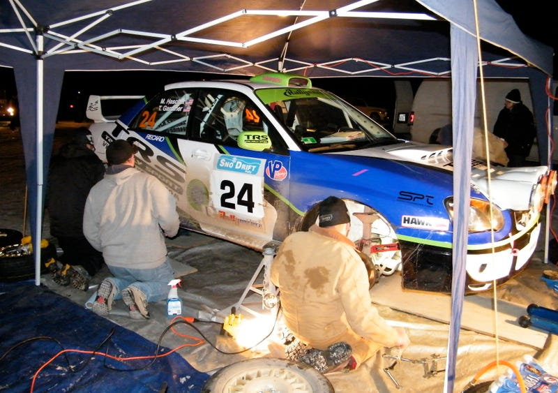 Rally Co-Driving Behind The Scenes Part 3: Advice for the Rally/Co-Driving Virgin